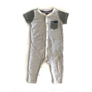 3-6M Baby Boy Onesie
